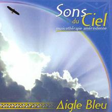Aigle bleu Sons du ciel